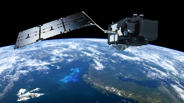 Le Canada aura un accès privilégié aux données... (Photo fournie par l'Agence spatiale européenne)
