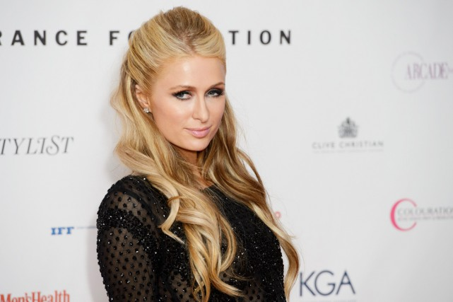 Paris Hilton offrira une prestation au Beachclub de Pointe-Calumet le... (PHOTO ARCHIVES AP)