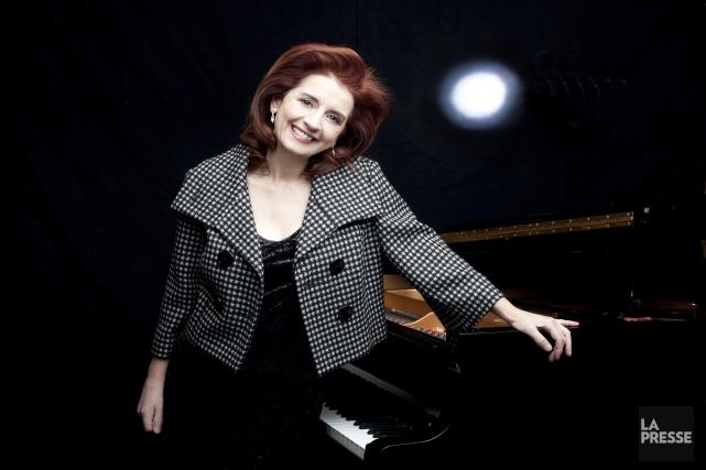 Lorraine Desmarais... (La Presse, archives)