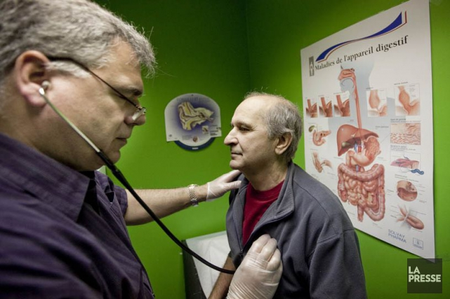 L'attente pour prendre un rendez-vous avec un médecin... (Archives La Presse)