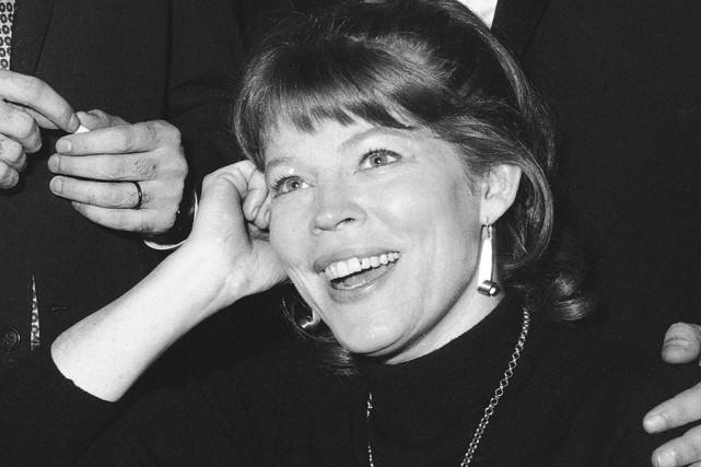 Anne Jackson avait été nommée pour un prix... (Archives Associated Press)