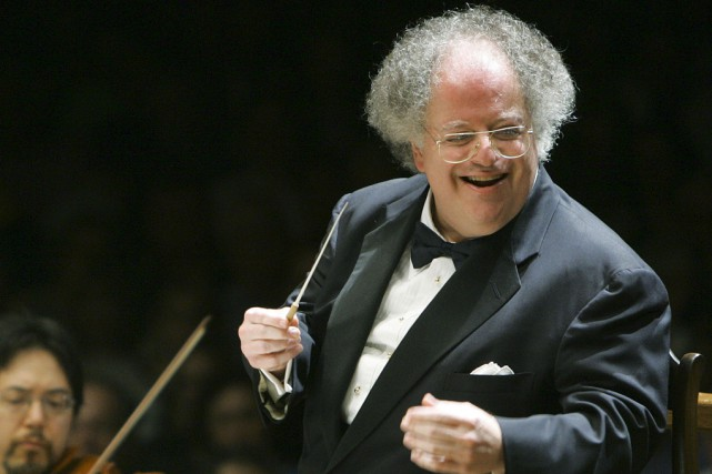 Le départ de James Levine marque une étape... (Archives Associated Press)