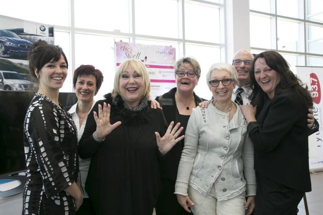 Le Centre des Femmes La Parolière organise un... (Spectre Média, René Marquis)