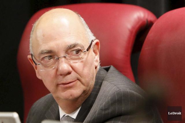 Le conseiller Denis Tassé est-il déjà en campagne... (Simon Séguin-Bertrand, Archives Le Droit)