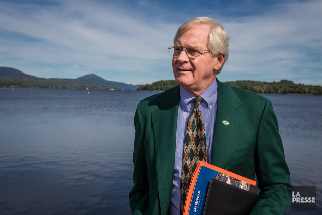 Le président de Jay Peak,William Stenger... (PHOTO OLIVIER PONTBRIAND, ARCHIVES LA PRESSE)