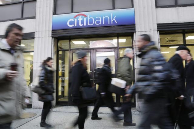 La banque américaine Citigroup a annoncé vendredi des résultats meilleurs que... (PHOTO MARK LENNIHAN, ARCHIVES AP)