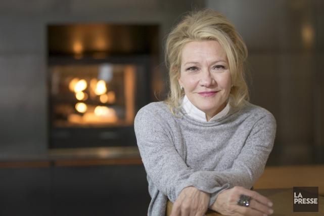 «J'ai le goût du risque et du défi.» La passion d'ÉliseGuilbault est encore... (La Presse, Ivanoh Demers)