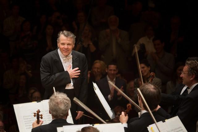 À la Maison symphonique ce soir, Mariss Jansons... (PHOTO FOURNIE PAR L'ORCHESTRE SYMPHONIQUE DE LA RADIO BAVAROISE)