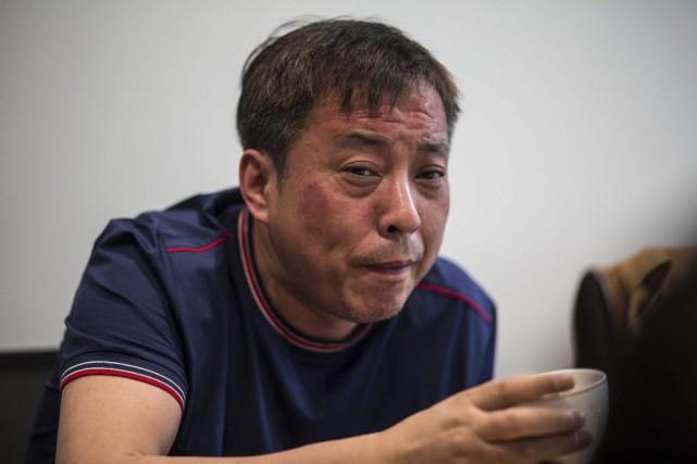 Le collectionneur chinois Liu Yiqian ne se contentera pas du Nu couché... (PHOTO AFP)