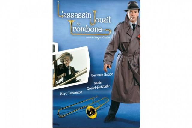 Le filmL'assassin qui jouait du trombonede Roger Cantin... (IMAGE FOURNIE PAR ALLEGRO FILMS)