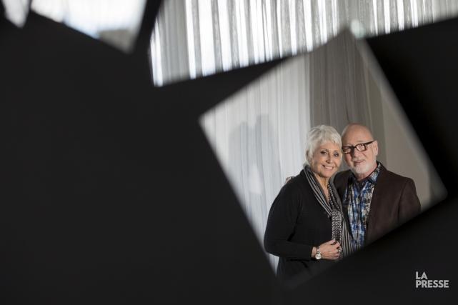 Même s'ils se connaissent depuis 42 ans, qu'ils... (La presse, Ivanoh Demers)