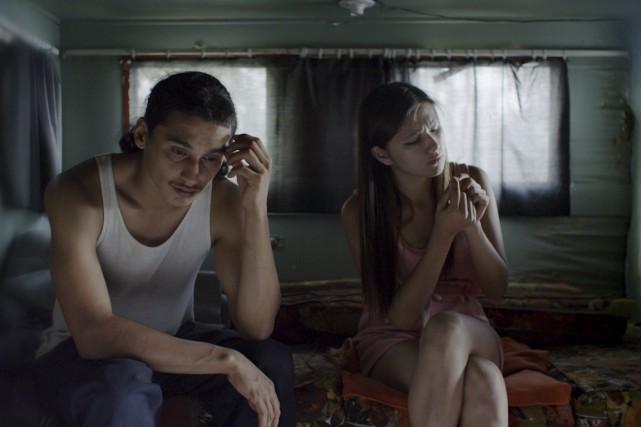Le film Avant les rues, qui ne semble... (Glauco Bermudez ALR)