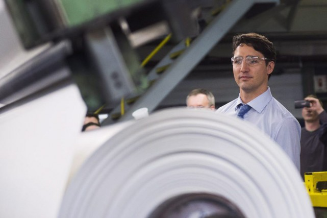 Le gouvernement fédéral versera 50 millions $ sur cinq ans à l'Institut... (Photo La Presse Canadienne)