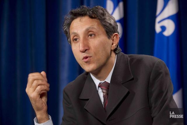 Amir Khadir... (Archives La Presse, Ivanoh Demers)