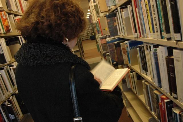 Les Bibliothèques de Trois-Rivières n'accepteront désormais plus les dons en... (Archives Le Nouvelliste)
