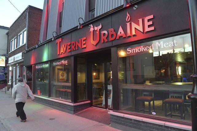 Depuis quelques semaines, l'ancien bar Jay Pee a... (Spectre Média, Maxime Picard)