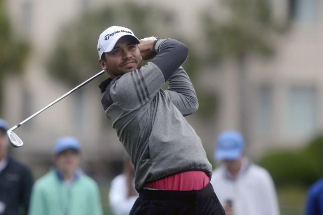 Jason Day est revenu en force après avoir... (Photo archives Associated Press)