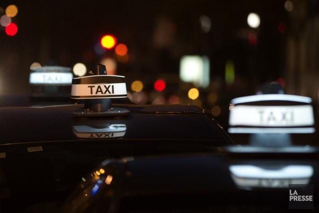 Le flou entourant le service Uber et le... (La Presse, OLIVIER JEAN)
