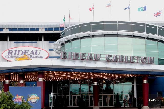 L'hippodrome Rideau-Carleton... (Etienne Ranger, Archives LeDroit)