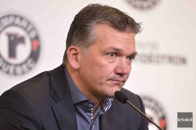 «Dans le cas de Timashov, ç'a été un... (Photothèque Le Soleil, Yan Doublet)