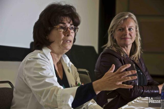 La DreJeanne Teitelbaum, neurointensiviste et spécialiste de l'AVC... (La Presse, André Pichette)