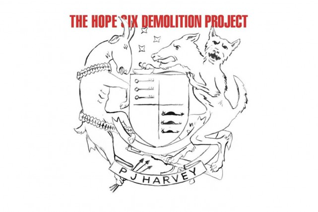 ROCK, The Hope Six Demolition Project, PJ Harvey...