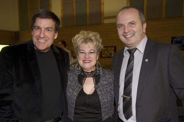 Le maire de Roberval, Guy Larouche, se réjouit... (Archives Le Progrès-dimanche)
