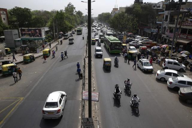 Au moins 25 personnes ont été tuées et onze grièvement blessées dimanche dans... (Photo AP)