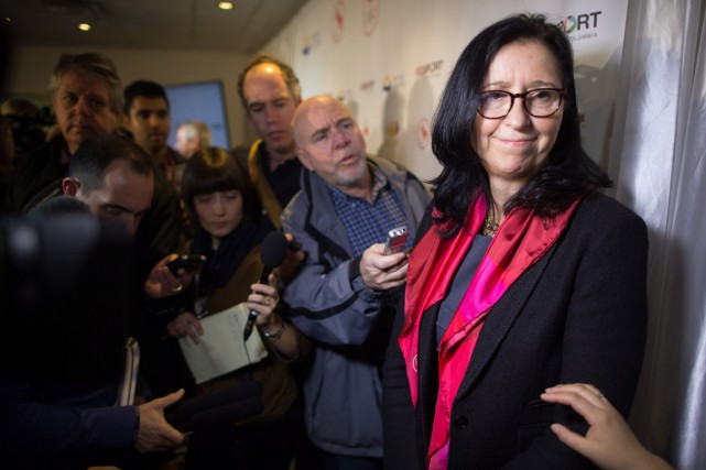Tricia Smith... (Photo archives La Presse Canadienne)