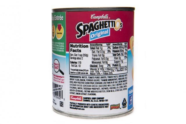Campbell's Soup, entre autres, a déjà commencé à...
