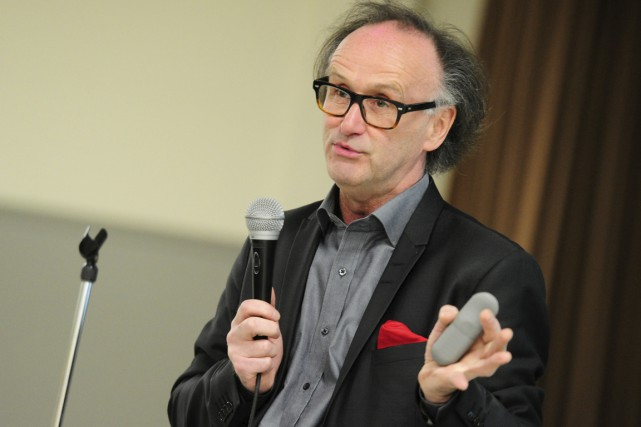 Alain Lacoursière... (Andréanne Lemire)