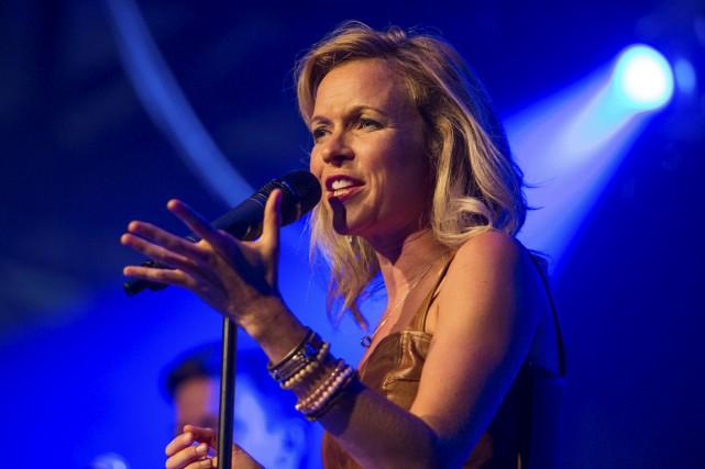 Brigitte Boisjoli sera en spectacle au Cabaret de... (Olivier Croteau)
