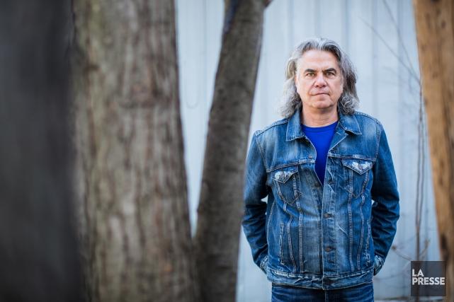 Richard Séguin se sent à l'aise de vieillir... (PHOTO ÉDOUARD PLANTE-FRÉCHETTE, LA PRESSE)