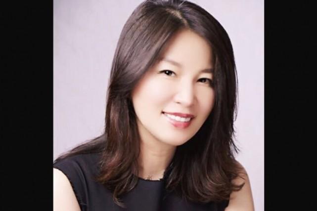 La nouvelle chef de Twitter pour la Chine,Kathy... (PHOTO TIRÉE DE TWITTER)
