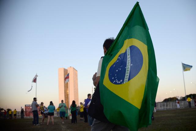 À moins de quatre mois des JO, le Comité international olympique (CIO) a... (Photo Andressa Anholete, AFP)