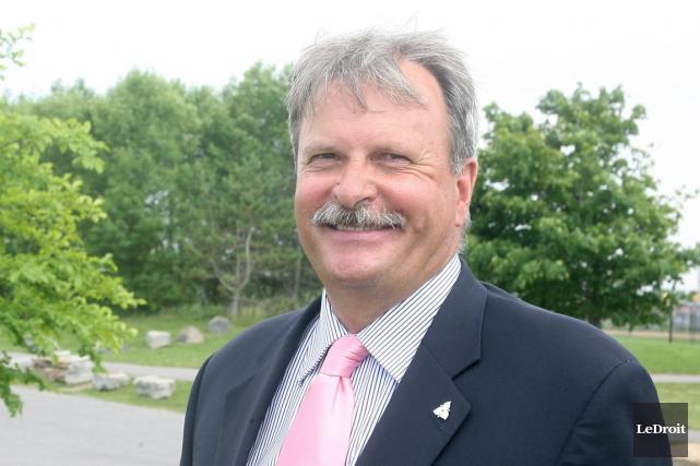 Le député provincial de Carleton-Mississippi Mills,Jack MacLaren, a... (Archives LeDroit)