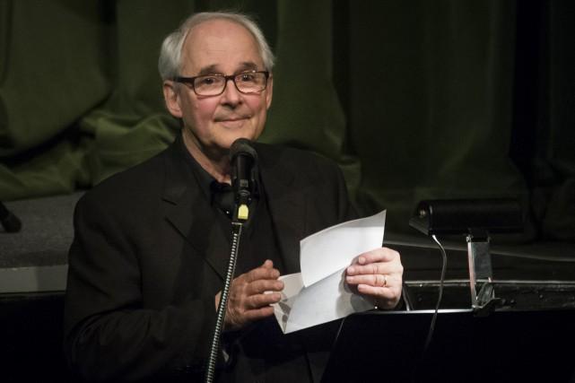 Touché par tous ces hommages, Jacques Dufour, le... (La Presse, Olivier Pontbriand)