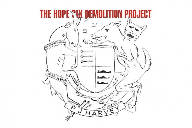Coréalisé par Flood, John Parish et PJ Harvey, The Hope Six Demolition...