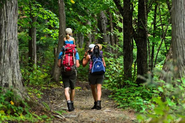 Les parcs nationaux du réseau Parcs Québec gérés... (Fournie par la SEPAQ)