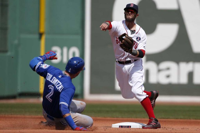 Les Blue Jays de Toronto ont vaincu les... (Associated Press)