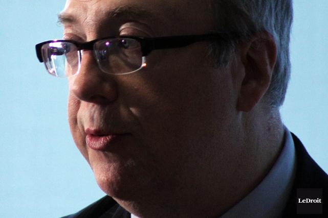 Le commissaire aux services en français de l'Ontario,François... (Etienne Ranger, Archives LeDroit)