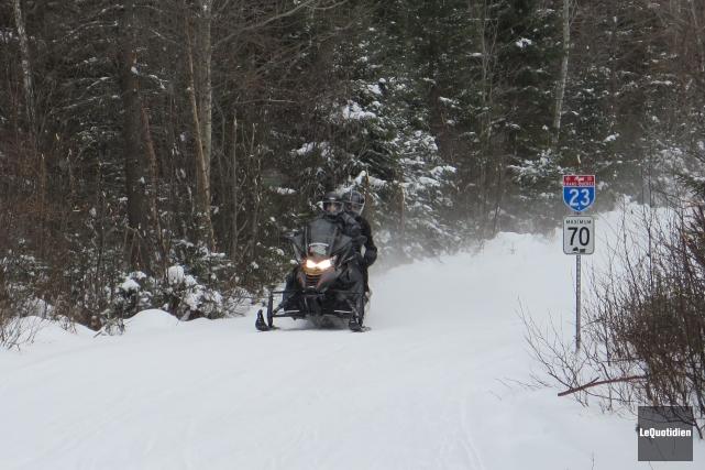 Tourisme Saguenay-Lac-Saint-Jean a remis une somme record de 146 000 $ aux 13... (Archives Le Quotidien)