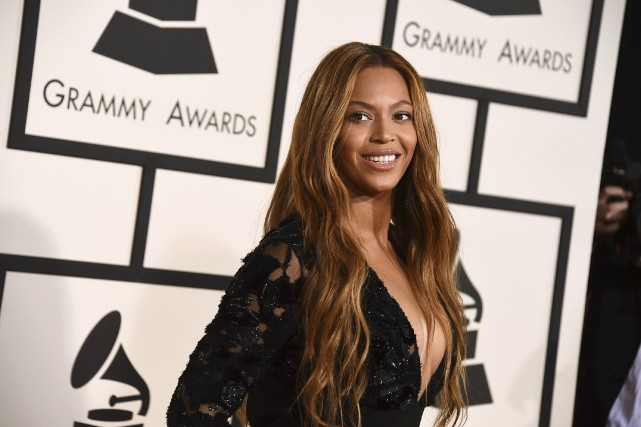 Beyonce... (AP, Jordan Strauss)