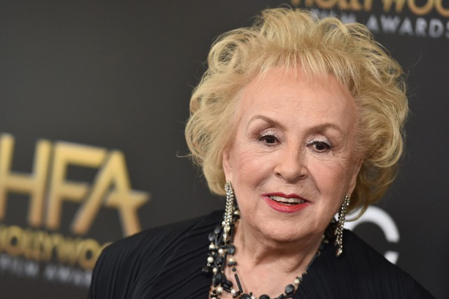 Doris Roberts... (PHOTO AP)