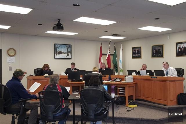Le conseil municipal de La Nation a adopté... (Martin Brunette, LeDroit)