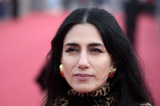 L'actrice Ronit Elkabetz, photographiée en 2009.... (PHOTO FRANCOIS GUILLOT, ARCHIVES AFP)