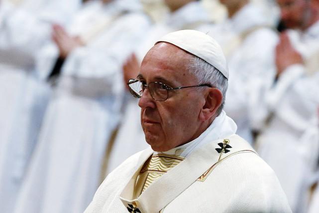 MgrAlain Faubert a été nommé mardi par le... (Photo Alessandro Bianchi, archives Reuters)