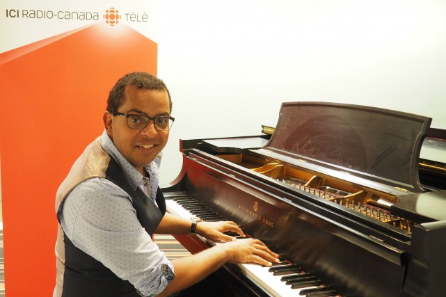 Gregory Charleset ses jeunes virtuoses seront de retour... (PHOTO FOURNIE PAR ICI RADIO-CANADA TÉLÉ)