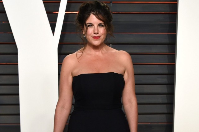 Monica Lewinsky participait à une soirée organisée par... (PHOTO ARCHIVES AP)