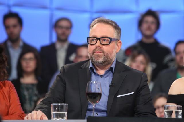 L'homme d'affaires Alexandre Taillefer a parlé à l'émission... (Photo fournie par Ici Radio-Canada)